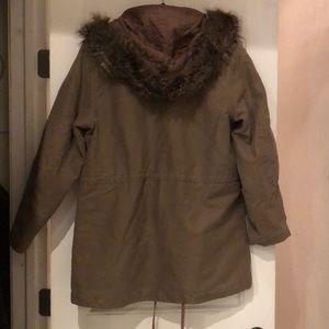 GAP Jackets & Coats - Gap - Light Winter Coat - Taupe - Size L